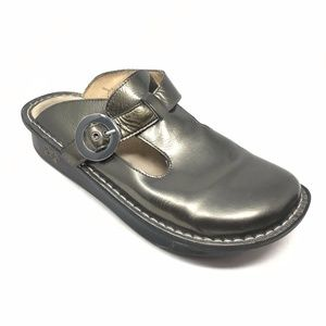 Women's Alegria Mules Clogs Shoes Sz 38EU/8-8.5 US